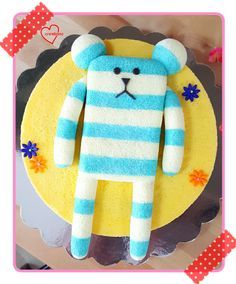 Loving Creations for You: Craftholic Yuzu Chiffon Cake