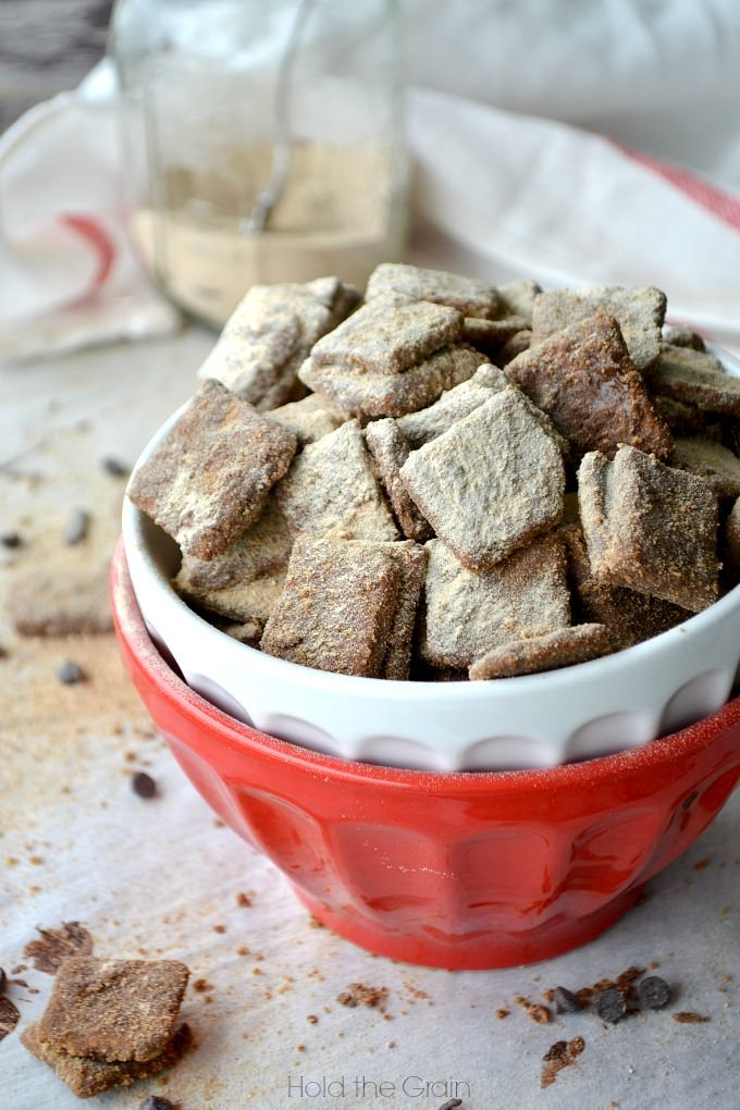 Paleo Muddy Buddies Recipe