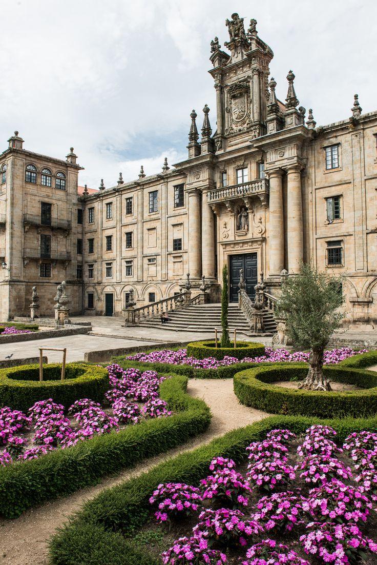 Santiago de Compostela, Spain Flickr