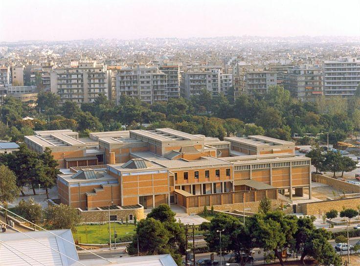 Το κόσμημα της πόλης...Το Βυζαντινό μουσείο...