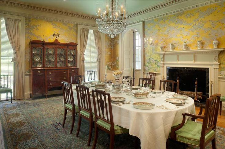 X  Dining Room