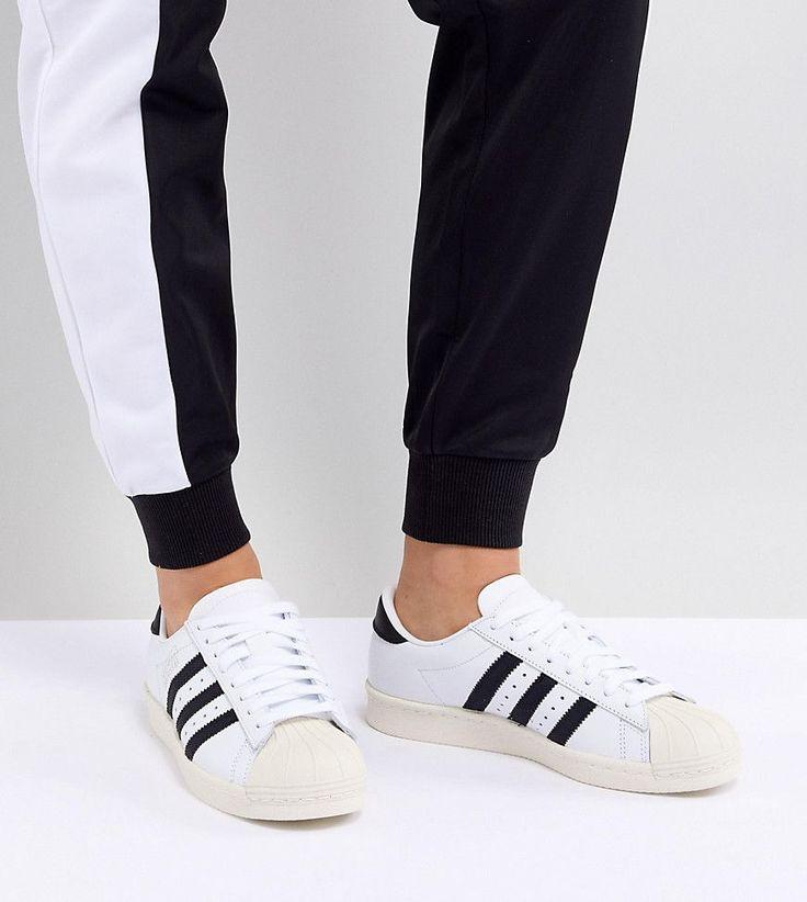 """ADIDAS ORIGINALS SUPERSTAR OG SNEAKERS IN WHITE AND BLACK - WHITE. #adidasoriginals explore Pinterest"""">… - https://sorihe.com/adidas/2018/03/08/adidas-originals-superstar-og-sneakers-in-white-and-black-white-adidasoriginals-explore-pinterest/"""