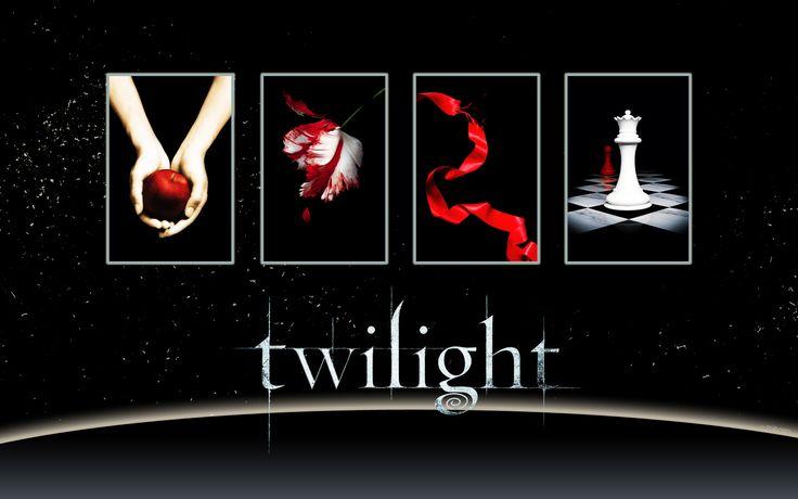 Twilight. Twilight. Twilight.  Stephenie Meyer