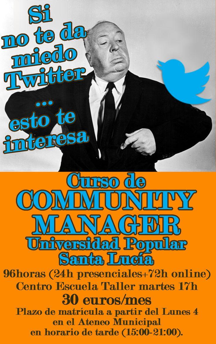 Los Monos Sabios entran en la Universidad Popular de Santa lucía con este curso de Community Manager. Gran Canaria