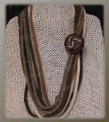 necklace or scarf