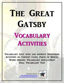 a literary analysis of the jazz age novel the great gatsby by f scott fitzgerald The great gatsby, f scott fitzgerald has 46 ratings and 5 reviews megan said: helped me clarify some points for teaching, but was also missing points t.