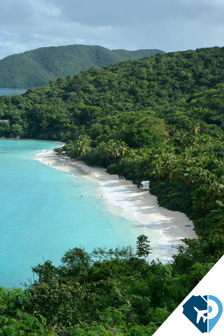 El Parque Nacional Islas Vírgenes es la definición perfecta del paraíso caribeño, con todos sus tópicos: playas cristalinas, arena blanca, palmerales, selvas tropicales y mucho sol. Un destino ideal para buceadores y amantes de la naturaleza más salvaje.