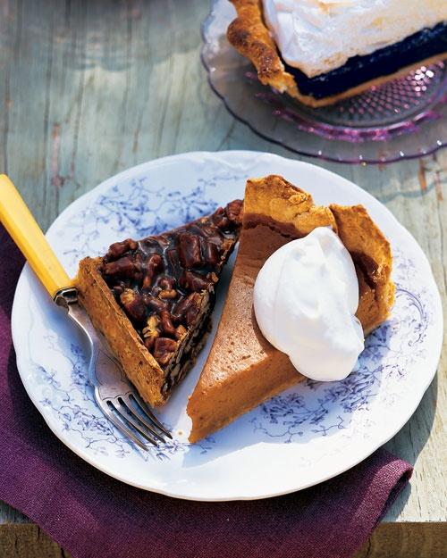 Texas Hill Country Spiced Pumpkin Pie - Martha Stewart Recipes