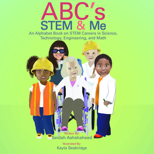 ABC STEM & Me: An Alphabet Book on STEM Careers in Science, Technology, Engineering, and Math from STEM Tot Academy, LLC