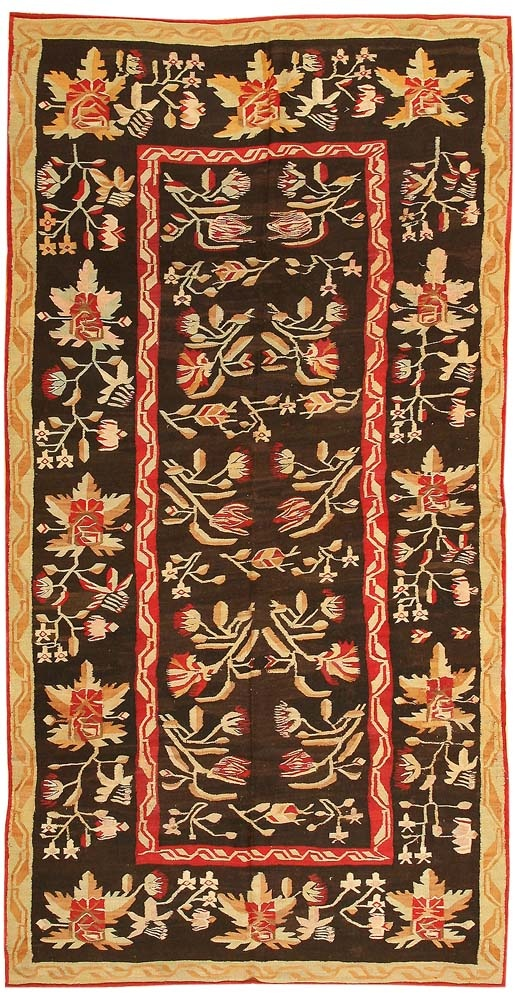 Antique Bessarabian rug Russia