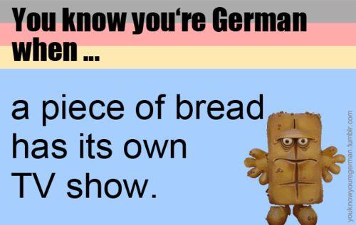 Bernd das Brot wer liebt diese sinnlose Sendung nicht?