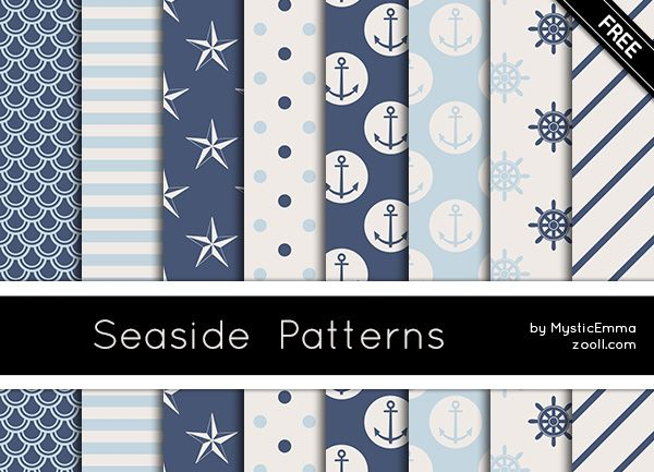 Goodies: Summer Colors Patterns