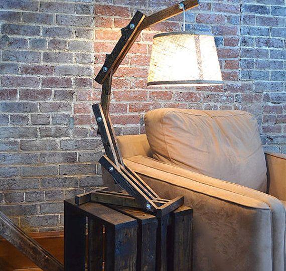 295 besten lampen bilder auf pinterest leuchten nachtlampen und selbst zusammenstellen. Black Bedroom Furniture Sets. Home Design Ideas