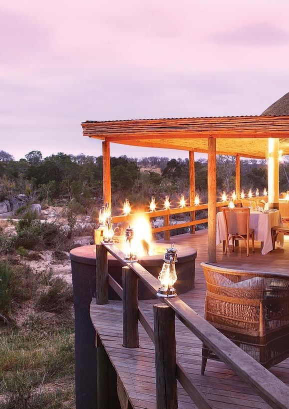 Londolozi Founders Camp - Sabi Sands Game Reserve, South Africa
