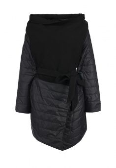 Куртка утепленная Rinascimento, цвет: черный. Артикул: RI005EWGJG15. Женская одежда / Верхняя одежда