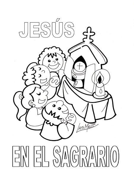 Fuente: elrincondelasmelli La iglesia o templo católico: La iglesia es un lugar que está construido especialmen...