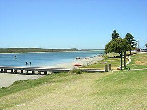 Blackwood River, NSW. CK