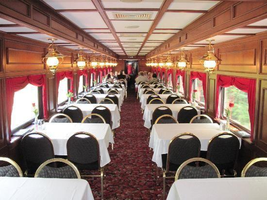 Dinner Train Ride Bardstown KY