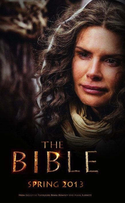 Saw the previews for this at the movie theater yesterday. The Bible is going to be a 10 episode serious acting out events that took place. It looked like the best Bible re-enactments I've seen yet. March 2013
