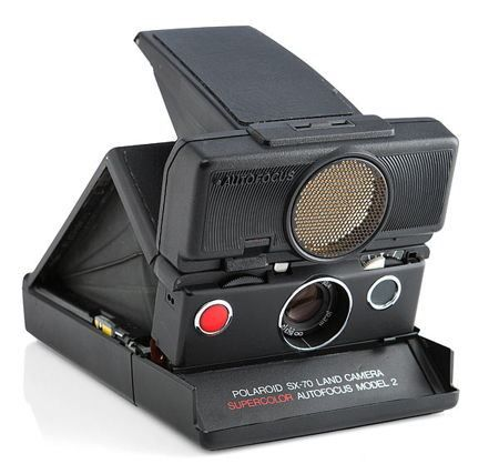 Impossible SX-70 Folding Black Sonar Camera - This is a refurbished SX-70 Black Sonar camera, where it will come with manual focus (take that, all of those who want nothing but automated devices in this day and age!) with a wheel, with the option for autofocus via sonar. Apart from that, it will also be compatible with SX-70 film alongside 600-type film whenever it makes use of an ND filter.   Coolest Gadgets