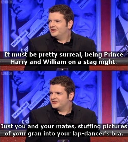 On the Royal Family: | 19 Times Kevin Bridges Perfectly Summed Up Scottish Life