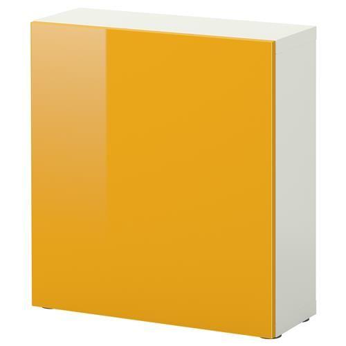 BESTA Ραφιέρα με πόρτα - IKEA