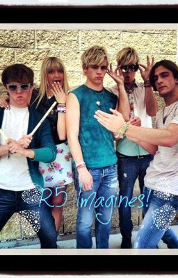 """""""R5 Imagines! Sharing because I can and she is onto something.  She inspires me so much thats my oldest."""