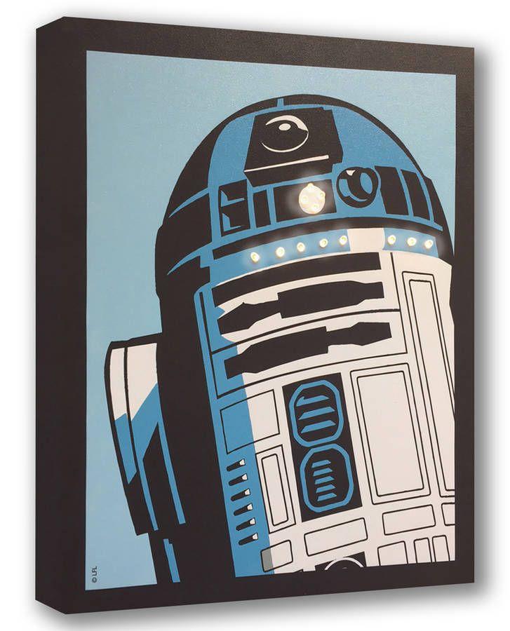 Star Wars 'Pop Art' Light Up Canvas                                                                                                                                                     More