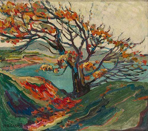 Emily CARR - Autumn 1922-1923.