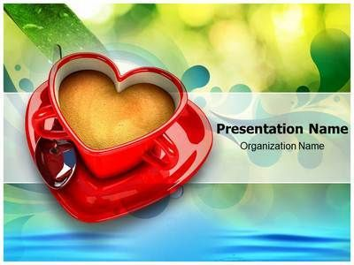 Make a professional-looking PPT presentation on topics related to Caffeine intake, with our Coffee and Love PowerPoint template quickly and affordably. Download Coffee and Love editable ppt template now at affordable rate and get started. Our royalty free Coffee and Love Powerpoint template could be used very effectively for Coffee, beverages, Caffeine intake and related PowerPoint presentations.