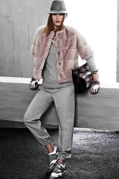 Sfilata Max Mara New York - Pre-collezioni Primavera Estate 2015 - Vogue