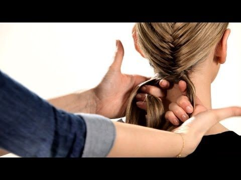How to Do a Fishtail Braid | Braid Tutorials