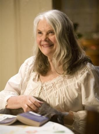 Lois Smith as Adele Stackhouse on True Blood. Sookie and Jason's grandma.