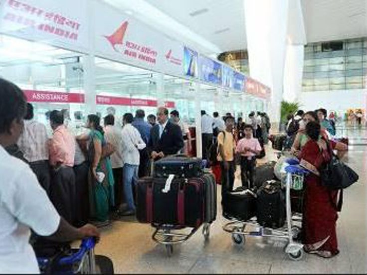 """The Central Industrial Security Force on Friday started India's first - """"Express Security Check"""" facility for domestic passengers at the Hyderabad airport. The """"Express Check"""" is done at terminal's entry gate itself and will benefit close to 40% passengers, mostly those who travel without any checked-in luggage and frequent flyers like govt officers."""
