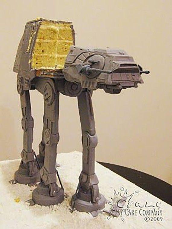 Les plus beaux gâteaux geeks - Star Wars