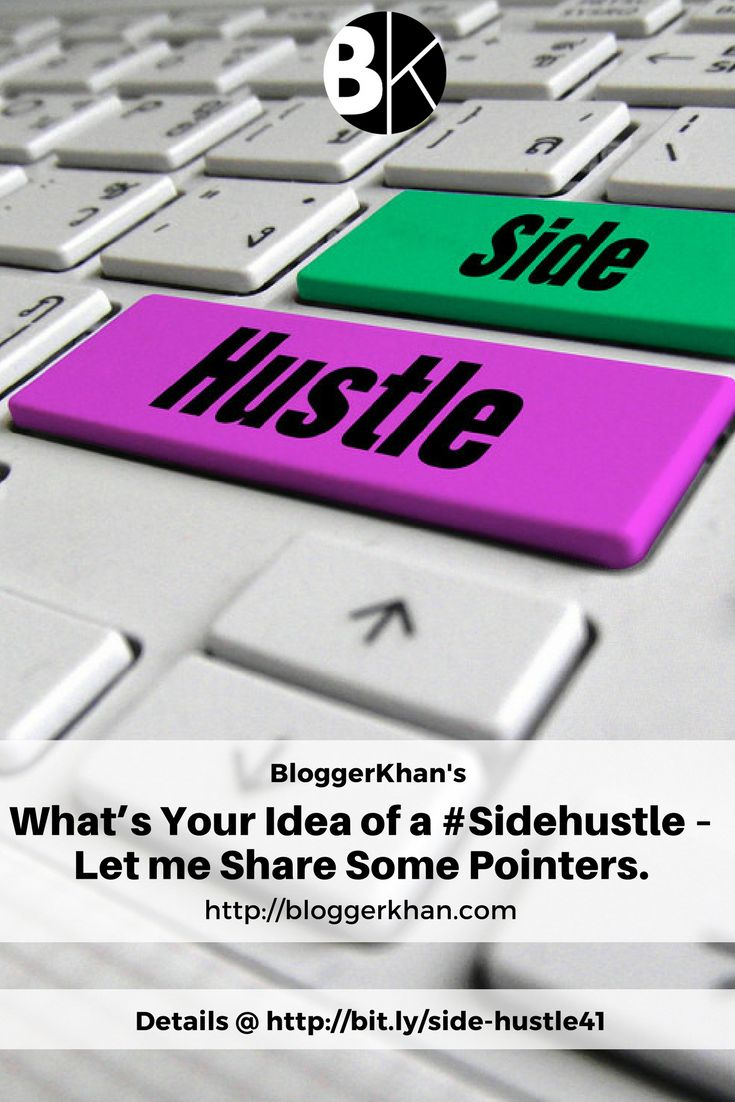 Many people are looking for a sidehustle these days and yes it makes sense to generate a little extra income whenever you have some time. It doesn't have to be a lot. Even if it makes up for a car payment, that could be enough. #sidehustle #outsourcing #freelancing #someideas #sharesomepointers