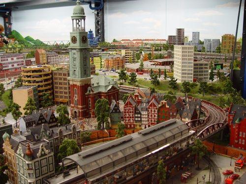 Miniatur-Wunderland Hamburgo