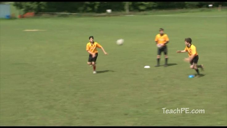 Basic Rugby Drills - The Single Loop Switch