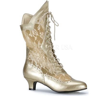 Dame 115. Lace Up BootsKnee ...