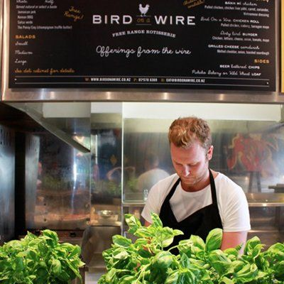 NEW OPENING: BIRD ON A WIRE  We test out Ponsonby Road's new kid on the block and discover some of the best tasting free range rotisserie chicken in town