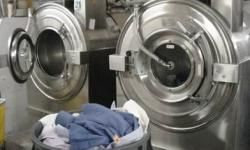 """Dry Cleaning is a process that cleans clothes without water. All garments are immersed in a liquid solvent, there is no use of water, thats why the process is called """"dry Cleaning""""."""
