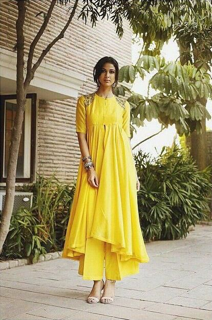 ... Yellow Dress ...