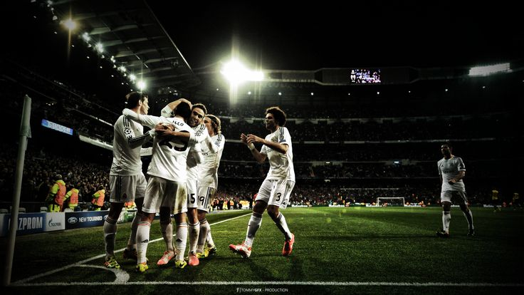 Real Madrid Wallpapers Backgrounds Wallpaper