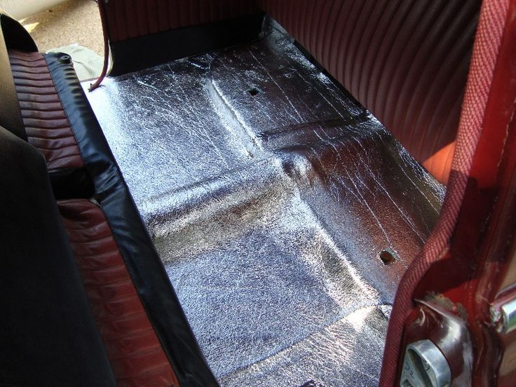 13 best van insulation images on pinterest camper van for Best sound barrier insulation