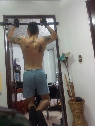 #Tattoos #gym