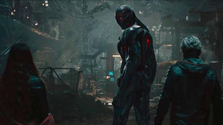 Watch Avengers: Age of Ultron (2015) Online