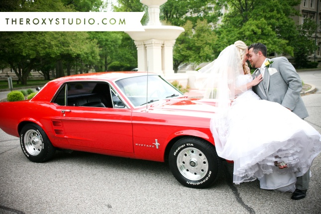 1000 images about mustang wedding on pinterest wedding mustang convertible and classic. Black Bedroom Furniture Sets. Home Design Ideas