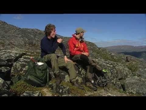 Hverdagen til en geolog. Videoen er laget av Adalia Film & TV (www.adalia.no). Medvirkende er geolog ved NGU, Espen Torgersen.
