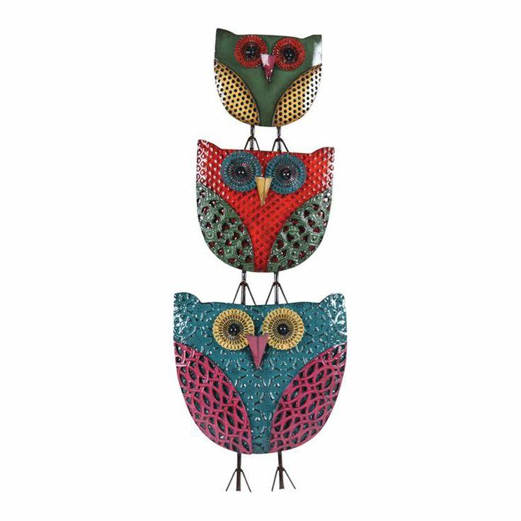 Owls Wall Art