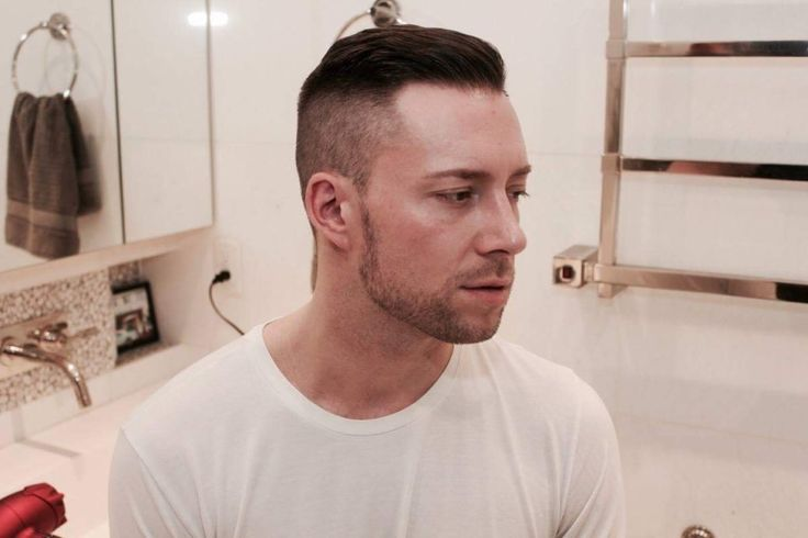 Men's Hairstyling Made Easy with Mark Munroe and dippity-do.